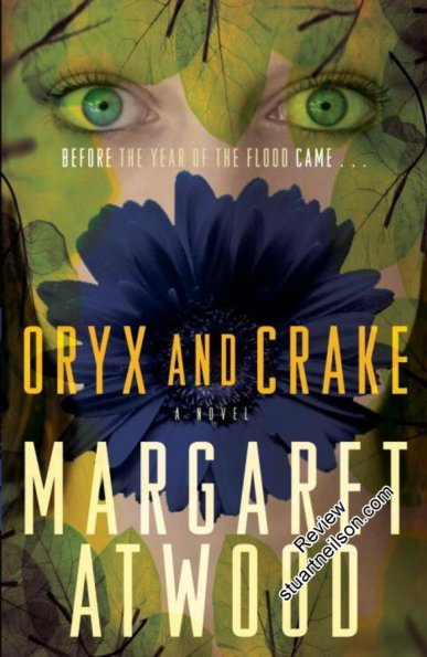 Atwood, Margaret - Oryx and Crake