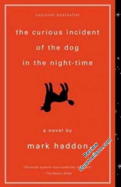 Haddon, Mark - The curious incident of the dog in the night-time