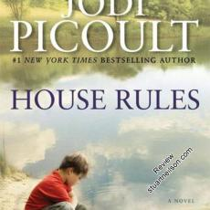 Picoult, Jodi - House Rules