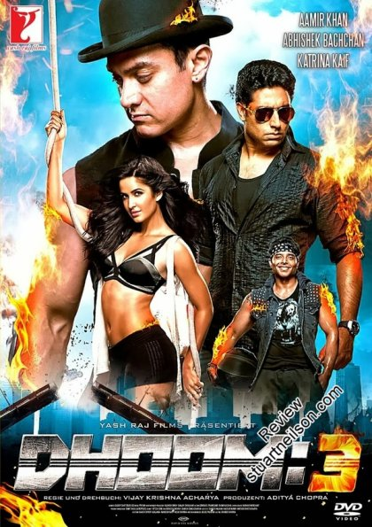 Dhoom 3 [Hindi- Blast 3] (2013)