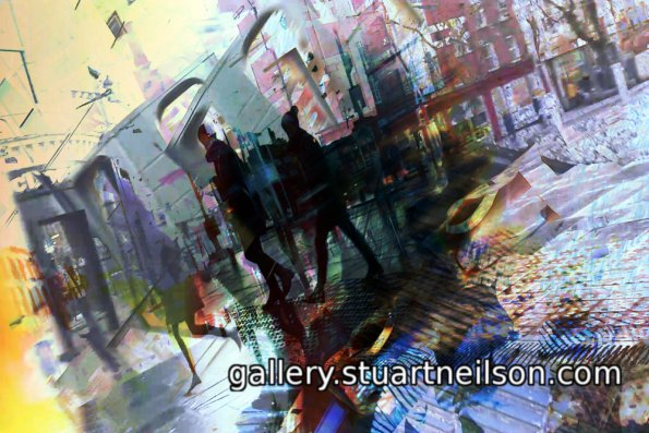 Stuart Neilson - 2d2 Daunt Square (video montage)