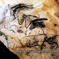 Stuart Neilson - 3c1 Chauvet Cave paintings (c 30,000 BP)
